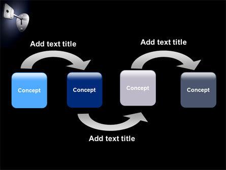 Key PowerPoint Template Slide 4