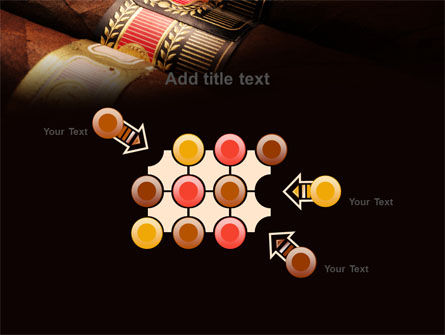 Cigars PowerPoint Template Slide 10
