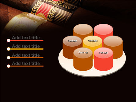 Cigars PowerPoint Template Slide 12