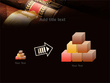 Cigars PowerPoint Template Slide 13