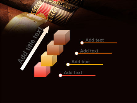 Cigars PowerPoint Template Slide 14