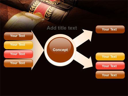 Cigars PowerPoint Template Slide 15