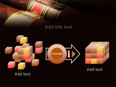 Cigars PowerPoint Template Slide 17