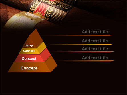 Cigars PowerPoint Template Slide 4
