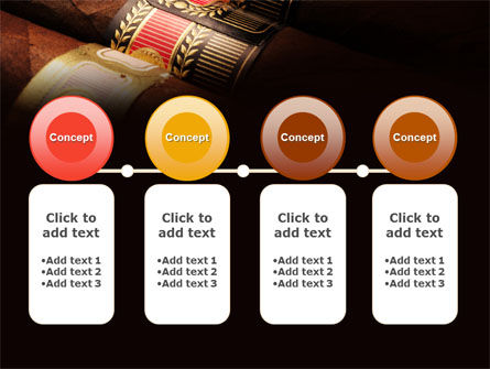 Cigars PowerPoint Template Slide 5