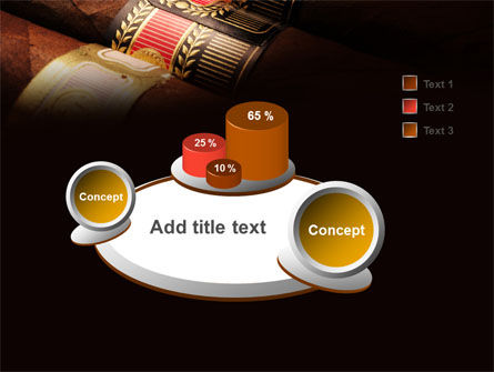 Cigars PowerPoint Template Slide 6