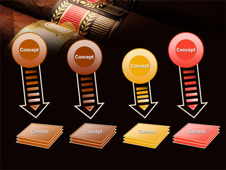 Cigars PowerPoint Template Slide 8