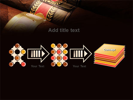 Cigars PowerPoint Template Slide 9