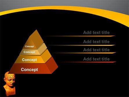 Psychology Model PowerPoint Template, Slide 4, 05863, Medical — PoweredTemplate.com