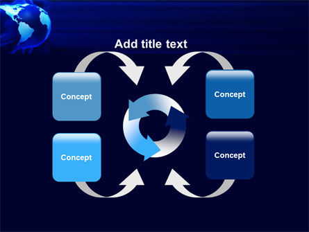 World Collage PowerPoint Template Slide 6
