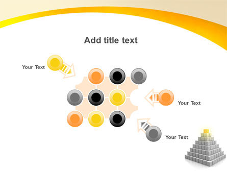 Pyramid PowerPoint Template Slide 10