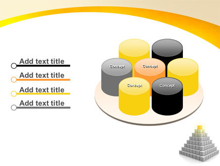 Pyramid PowerPoint Template Slide 12