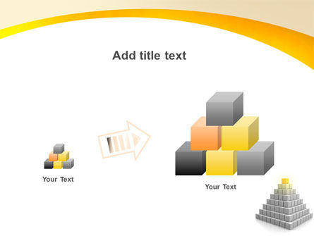 Pyramid PowerPoint Template Slide 13