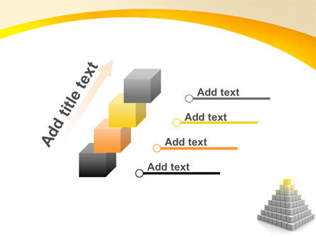 Pyramid PowerPoint Template Slide 14