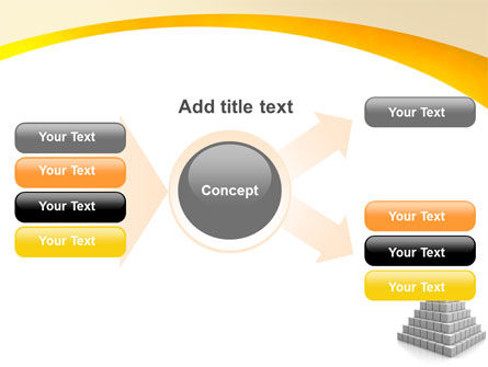 Pyramid PowerPoint Template Slide 15