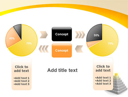 Pyramid PowerPoint Template Slide 16