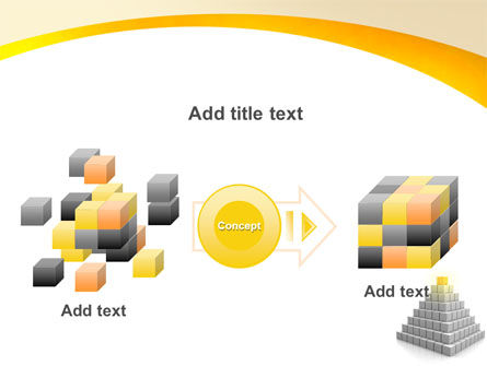 Pyramid PowerPoint Template Slide 17