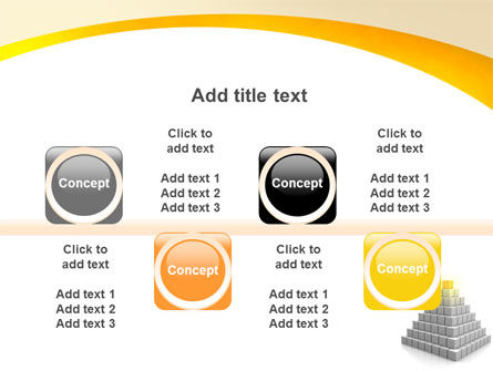 Pyramid PowerPoint Template Slide 18