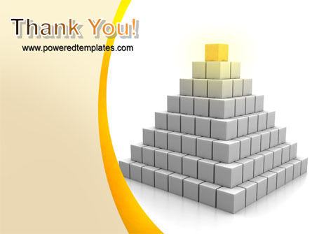 Pyramid PowerPoint Template Slide 20