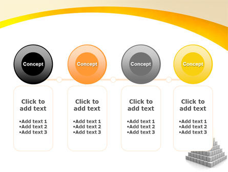 Pyramid PowerPoint Template Slide 5