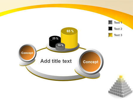 Pyramid PowerPoint Template Slide 6