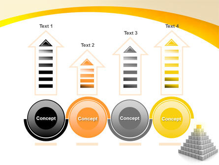 Pyramid PowerPoint Template Slide 7