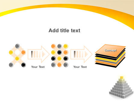 Pyramid PowerPoint Template Slide 9