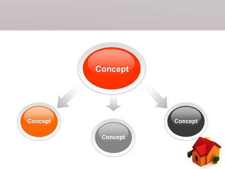Planning For Building Suburb PowerPoint Template, Slide 4, 05866, Construction — PoweredTemplate.com