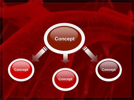 Arteries PowerPoint Template, Slide 4, 05868, Medical — PoweredTemplate.com