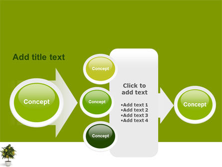 Money Tree In Pot PowerPoint Template Slide 17
