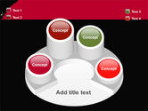 Achieving PowerPoint Template#12