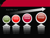Achieving PowerPoint Template#13