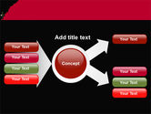 Achieving PowerPoint Template#14