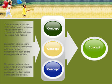Outdoor Play PowerPoint Template Slide 11