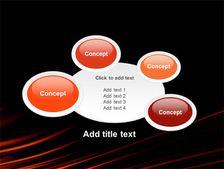 Fire Lines PowerPoint Template Slide 18