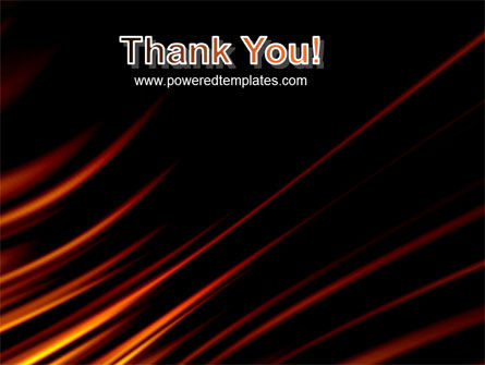 Fire Lines PowerPoint Template Slide 20