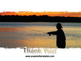 Fishing PowerPoint Template#20