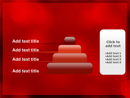 Abstract Lights PowerPoint Template Slide 8