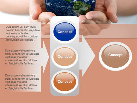 World Access PowerPoint Template Slide 11