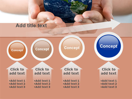 World Access PowerPoint Template Slide 13