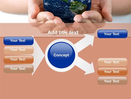 World Access PowerPoint Template Slide 14