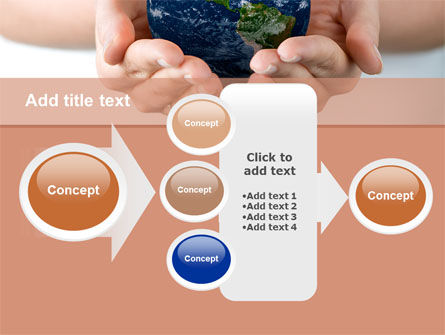 World Access PowerPoint Template Slide 17