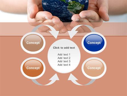 World Access PowerPoint Template Slide 6