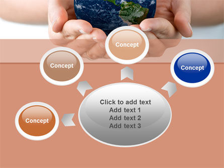 World Access PowerPoint Template Slide 7