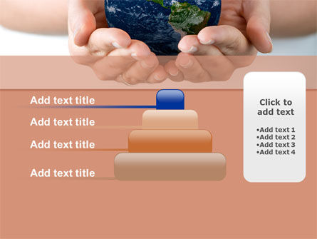 World Access PowerPoint Template Slide 8