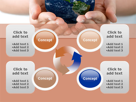 World Access PowerPoint Template Slide 9