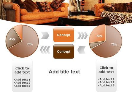 Living Room PowerPoint Template Slide 16