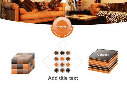 Living Room PowerPoint Template Slide 19