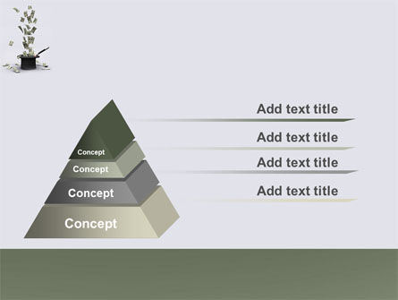 Magic Money PowerPoint Template Slide 12