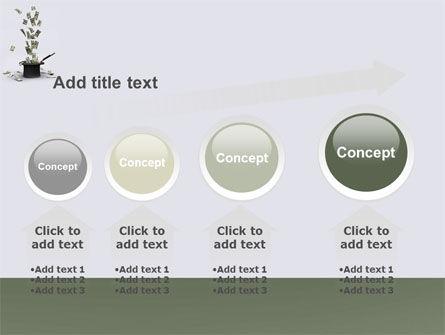 Magic Money PowerPoint Template Slide 13